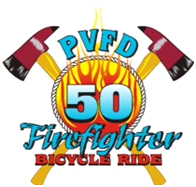Firefighter 50 Bicycle Ride